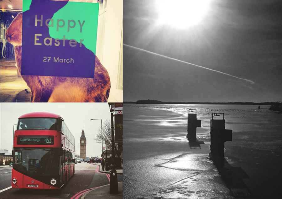 Mood Board for March. London - Västerås. Photo by Victoria P. Ben-Chivar